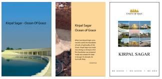 Brochures about Kirpal Sagar