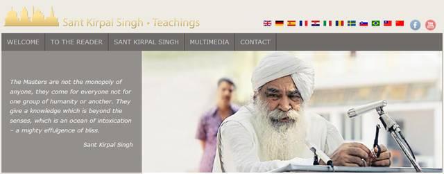 Sant Kirpal Singh — Teachings